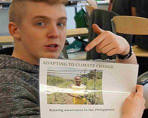 Mein Beitrag zum Weltklima-Workshop