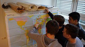 Menschenrechte und Migration-Workshop