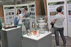 Teeausstellung