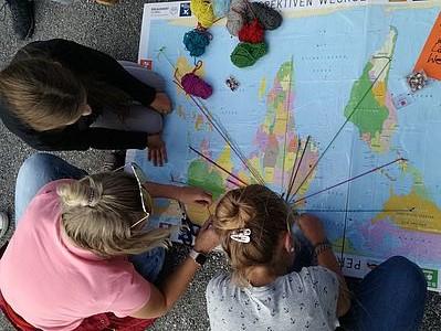 Hochschullehrgang Globales Lernen Tirol