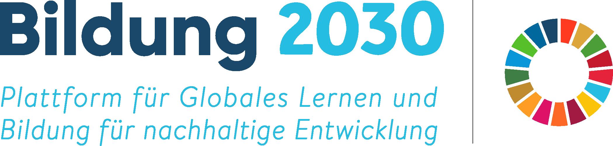 Logo Bildung2030