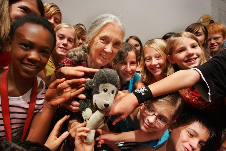 Jane Goodall Onlinekurs