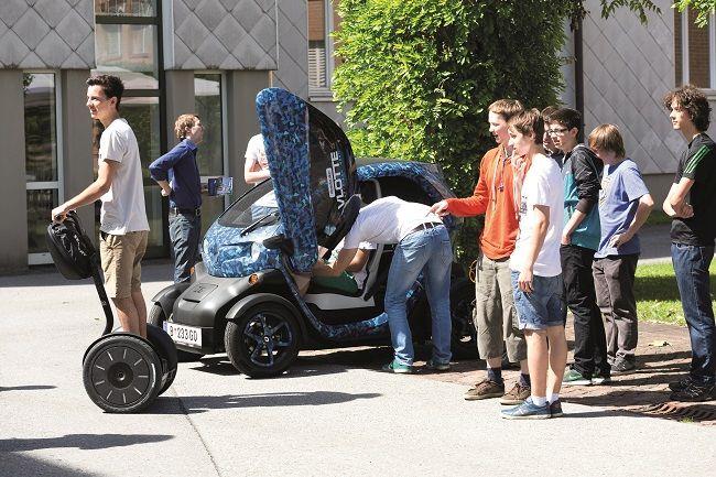 Jugend Energie Akademie Energieinstitut Vorarlberg