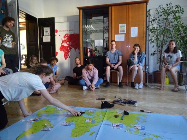 Jugend Eine Welt_Planspiel