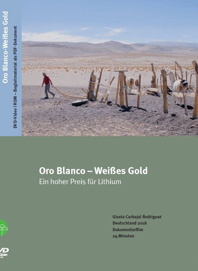 Oro Blanco Cover