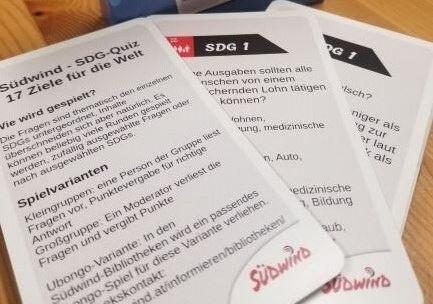 SDG-Kartenquiz