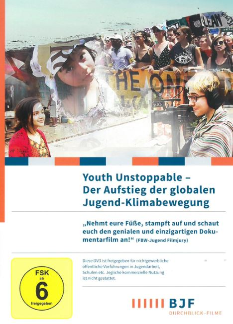 Cover Youth Unstoppable