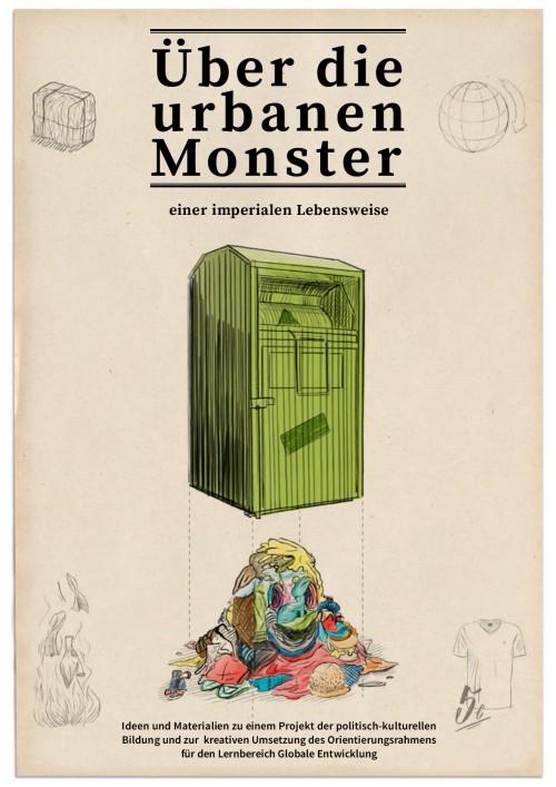 Cover urbane Monster